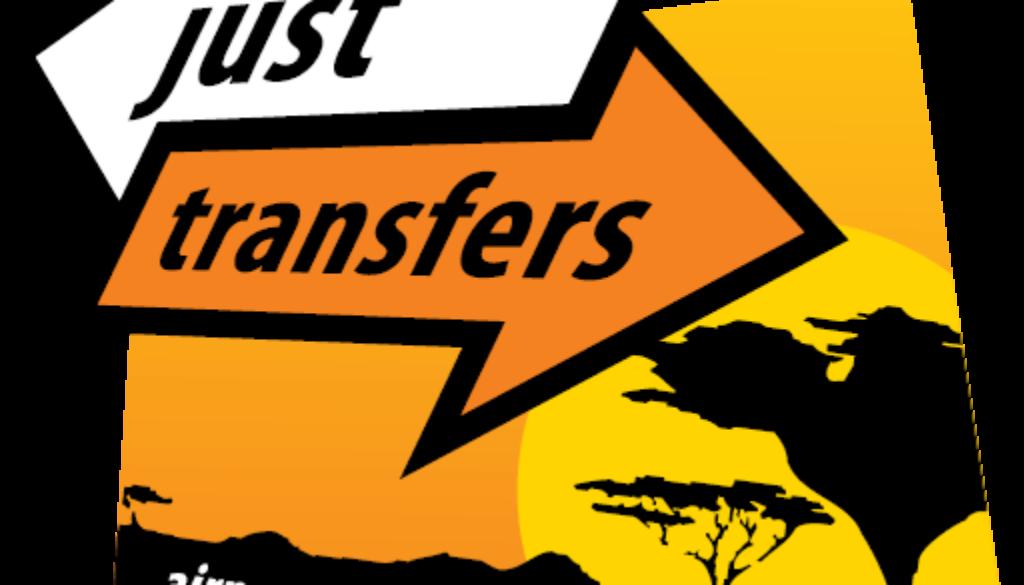 Just Transfers - Logo