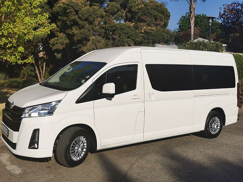 conference shuttles